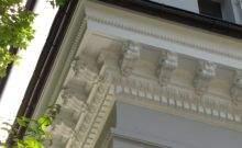 декоративный фасад