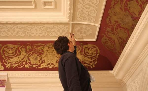 роспись стен мастер класс