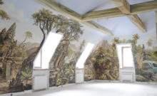 Рисуем на стене в квартире