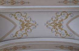художественная роспись на фасаде воссоздание