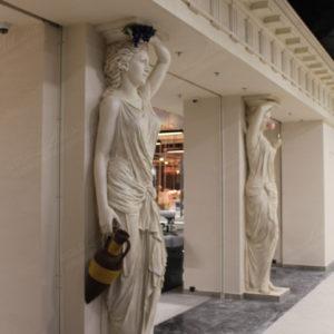 скульптуры из гипса цена