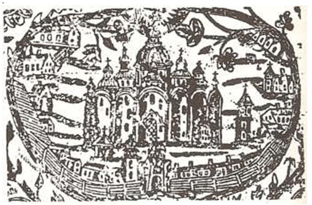Реставрация Успенского собора XIX века