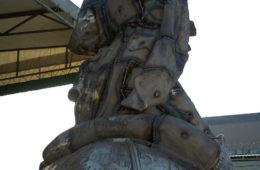 изделия из металла скульптура
