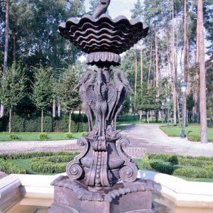реставрация скульптуры из металла
