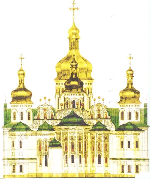 Судьба Успенского собора в военные годы