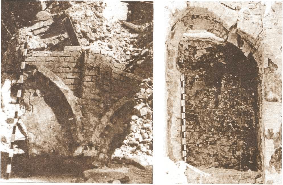 Материалы исследований Успенского собора