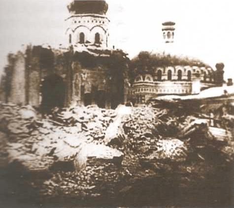 Существование Упенського собора в княжеские времена и в XIV-XX веках